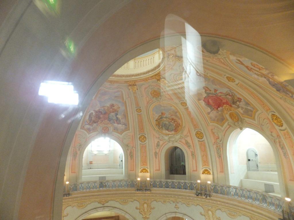 Frauenkirche Dresden Blick ins Innere