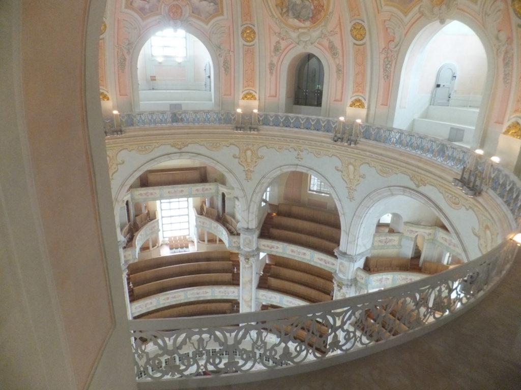 Frauenkirche Blick ins Innere
