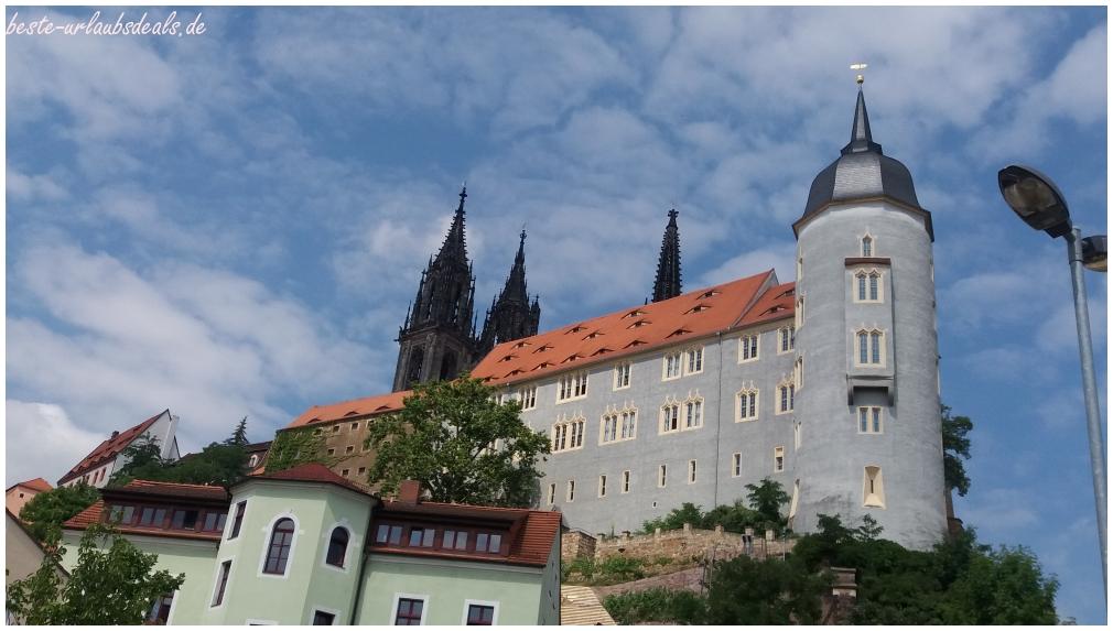 Albrechtsburg und Dom zu Meißen