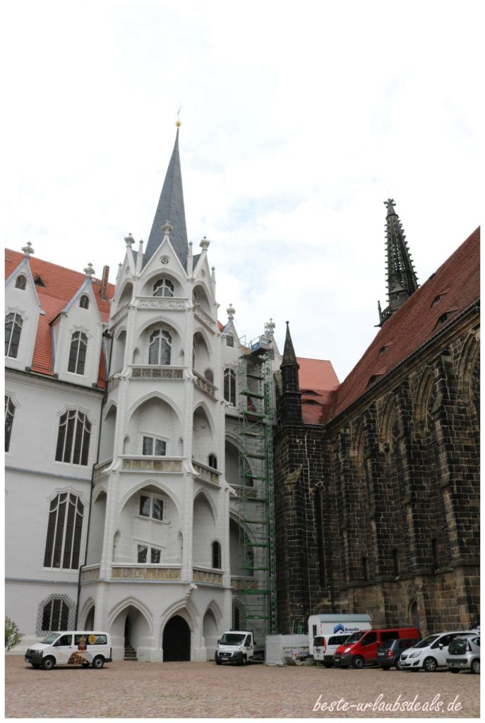 Albrechtsburg-Meißen-Innenhof