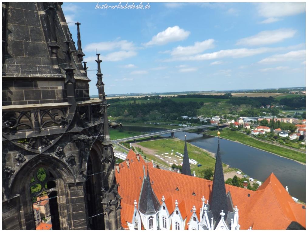 atemberaubender Blick-über-Meißen-bei-der-Turmführung-
