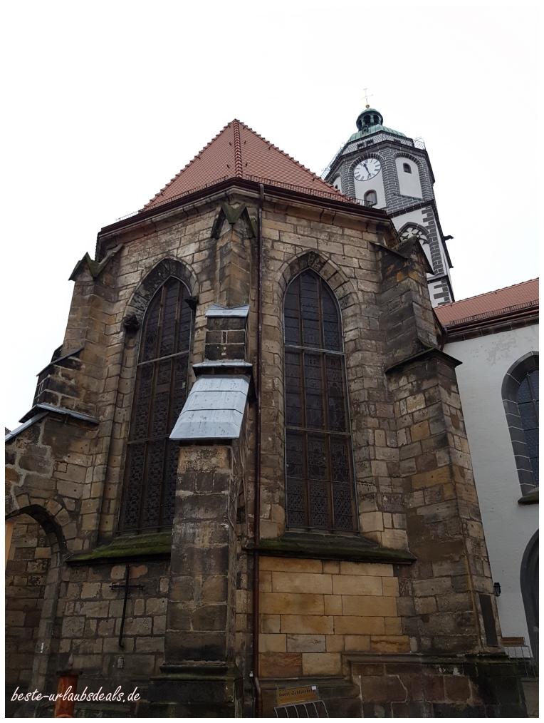 Die Frauenkirche in Meißen