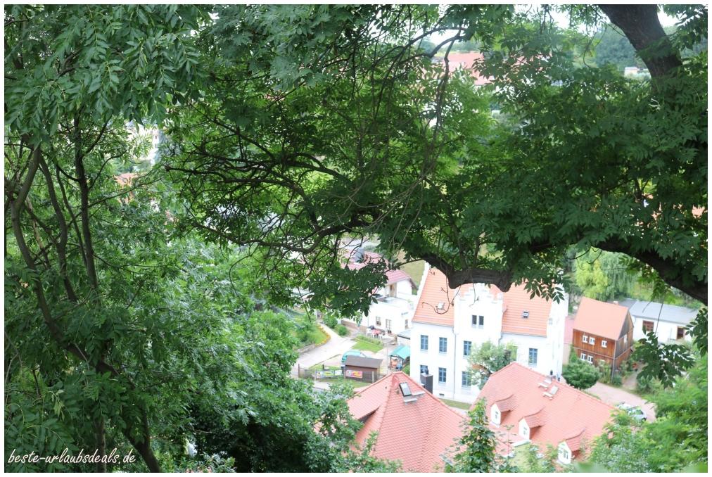 traumhafter Blick über die Altstadt